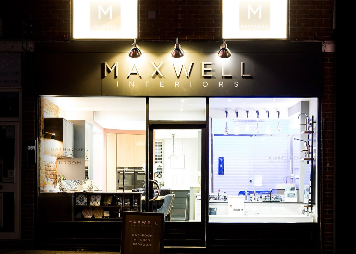 Maxwell Interiors, Fleet Showroom